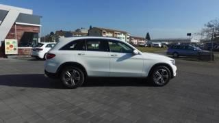Mercedes GLC 220d weiss 2