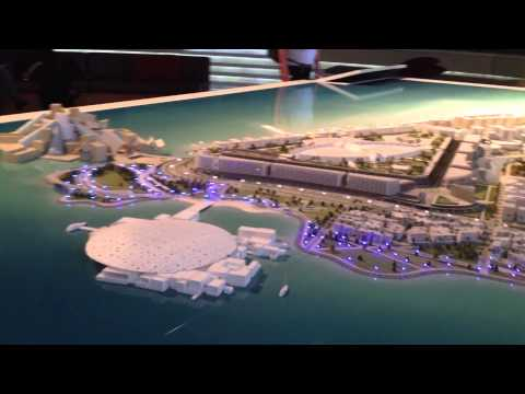Chapter Two , The Vision for Saadiyat Island , Abu Dhabi '14