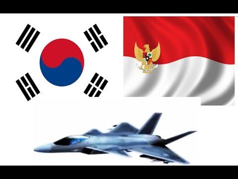 """Sangar"""" Indonesia & Korea Selatan Jalin Kerjasama Militer"""" Ciptakan Jet Tercanggih di Masa Depan"""