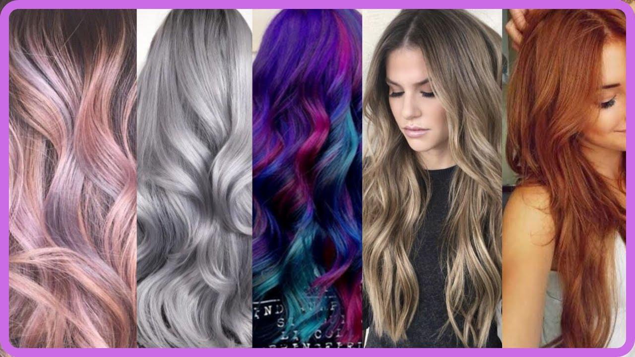 Color de cabello para piel cálida
