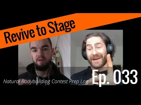 033: Revive to Stage – how long should your contest prep be?