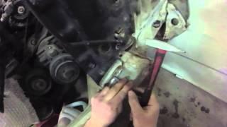 видео Высверливание точечной сварки