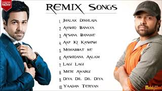 Songs collection of HIMESH Reshammiya & EMRAAN Hashmi All Time Hit / BOLLYWOOD HINDI SONGS - Jukebox