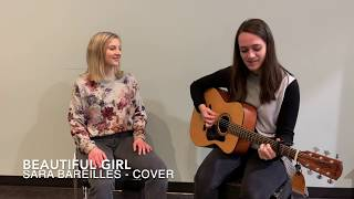 Beautiful Girl - Sara Bareilles - Cover