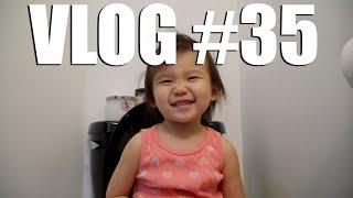 Potty Training    VLOG #35