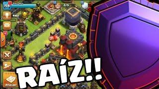 RAIZ!! PUSH ***CV10***! CHEGUEI NA TITAN! ‹ Clash Of Clans ›