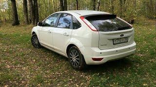 Ford Focus 2 (Форд Фокус 2) 2.0 AT с пробегом 200+. Честный отзыв владельца