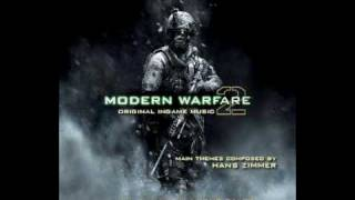 Modern Warfare 2 Soundtrack - 20 The Only Easy Day...Was Yesterday