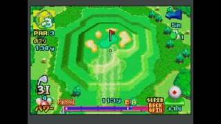 Mario Golf: Advance Tour Game Boy Gameplay_2004_04_23_3