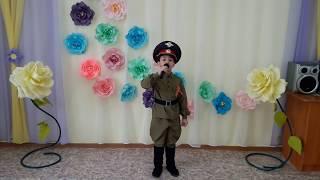 Пісня ''Генерал іграшок'' (автори П. Савінцев, П. Синявський)