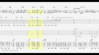 ギター聴取用→ http://youtu.be/J_o1tS9itBI (すみません。ギターの音量小さかったです) Bass&Chorus→ http://youtu.be/nw0-48-w26s Other ...