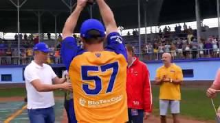 Сборная Украины по бейсболу - чемпионы Европы