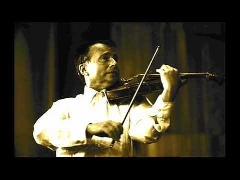 Henryk Szeryng plays Suk's Song of Love (Píseň lásky)