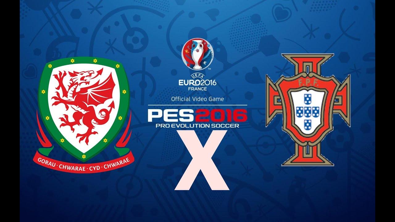 Portugal Wales Spiel