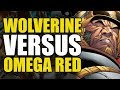 Wolverine vs Omega Red (Wolverine Origins Vol 2: Savior)