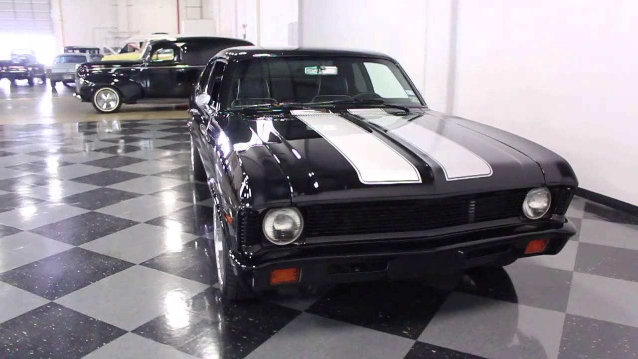 1397 DFW 1974 Chevy Nova Restomod - YouTube