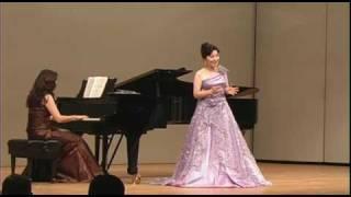 宮本智子 ソプラノリサイタル2007 中国地方の子守唄