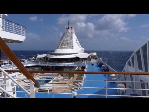 Oceania Marina - Caribbean Strong Gale
