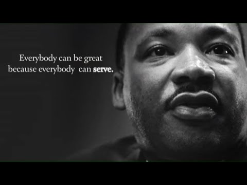 Faces of Service: Martin Luther King Celebration