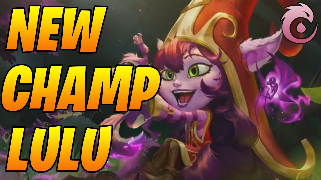 *NEW* Lulu Champ Reveal + New Cards! | Legends of Runeterra | Controltheboard