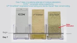 ICON Composite Siding