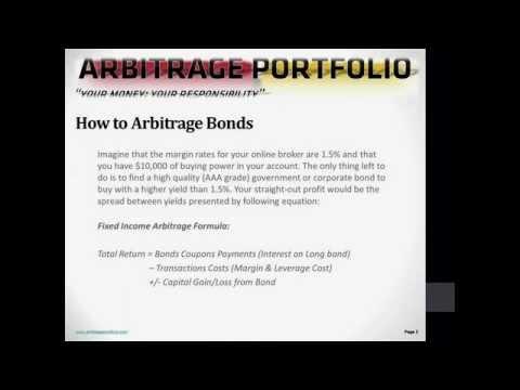 Primer: Fixed Income Arbitrage