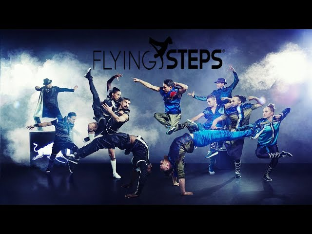 The B-boys ** Flying Steps Trailer ** Flying to next Steps