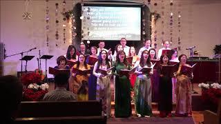 Ngoi Hai Giang Tran   Christmas 2018