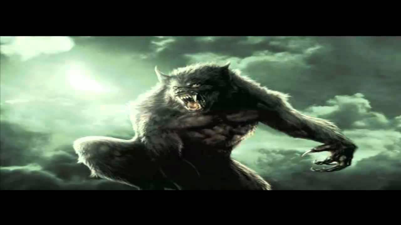 фото оборотень волк