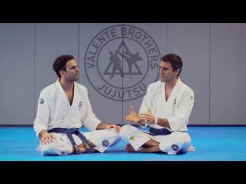 Valente Brothers TV  Rickson Gracie Red Belt