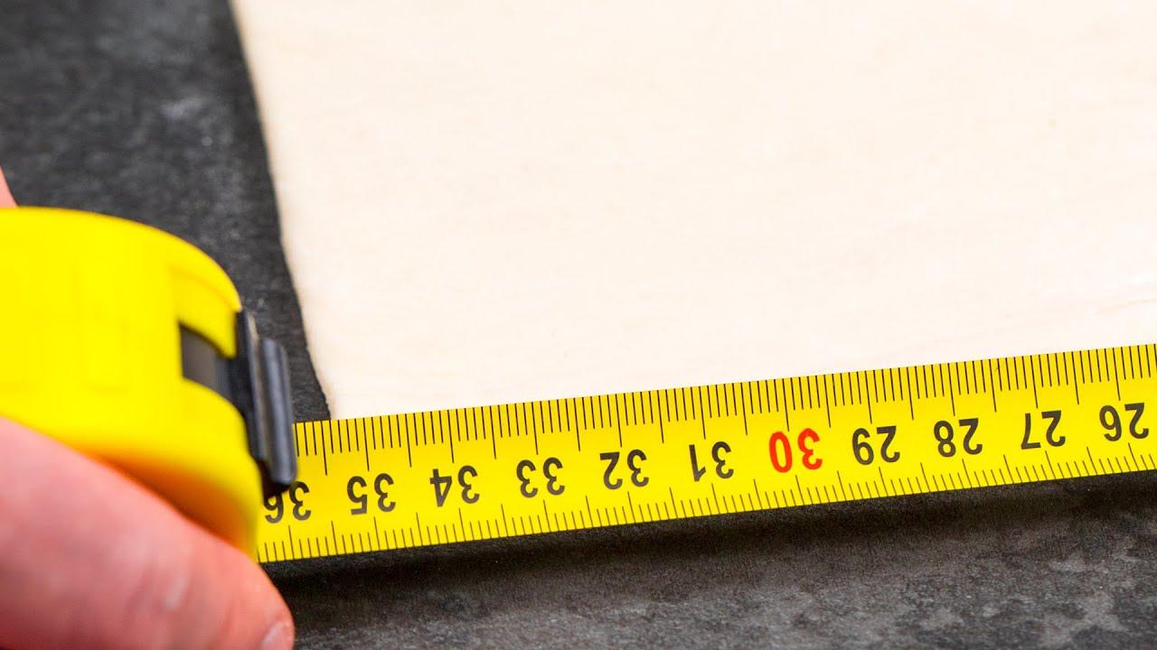 La longueur est un point important lorsque vous travaillez la pâte!  Cookrate - France