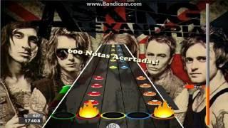 Guitar Flash Morte Et Dabo - Asking Alexandria 100% Expert 53,003
