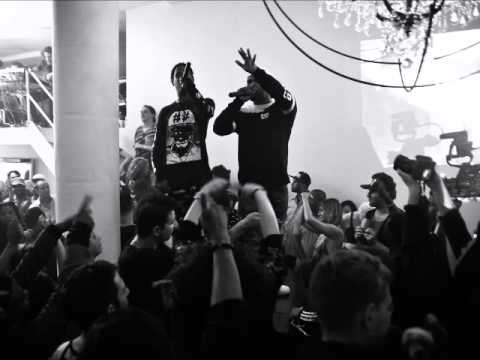 Travis Scott ft Asap Ferg -100 Bottles Remix (Official Song)