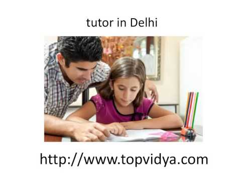 home tutor in delhi
