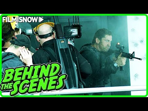 ANGEL HAS FALLEN (2019) | Behind the Scenes of Gerard Butler Action Movie