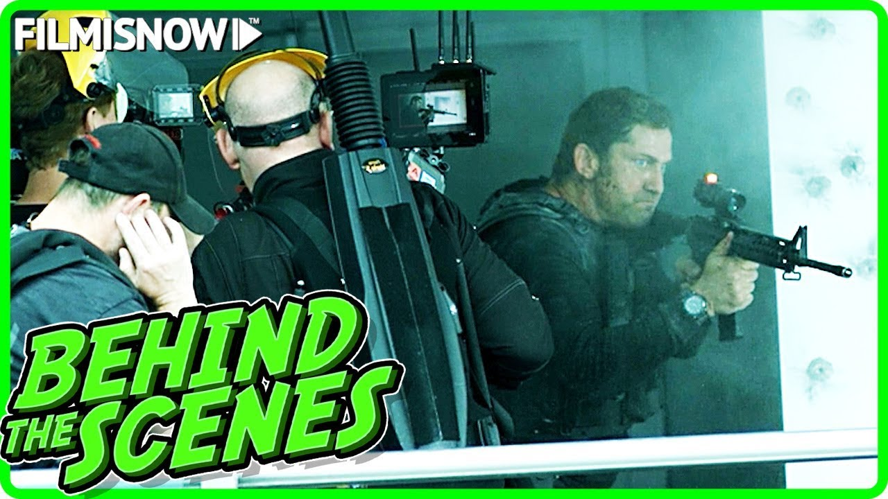 ANGEL HAS FALLEN (2019) | Behind the Scenes of Gerard Butler Action Movie