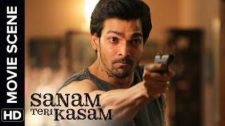 Main maar sakta hun aur mar bhi sakta hun | Sanam Teri Kasam | Movie Scene