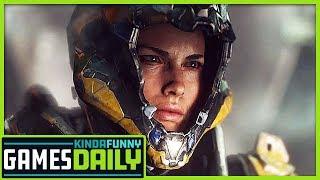 Anthem Endgame Plans Detailed - Kinda Funny Games Daily 02.07.19