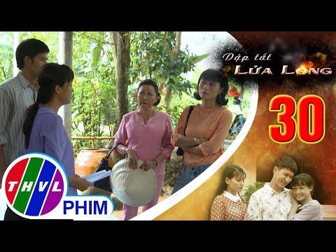 THVL |Dập tắt lửa lòng -Tập 30[1]: Bà Hội và Thảo ép Hoa ký đơn ly dị để Bích làm con dâu chính thức