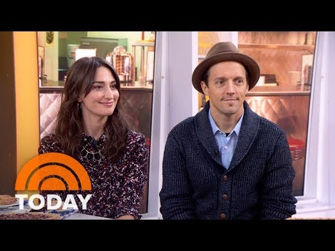 Sara Bareilles And Jason Mraz Are Serving Up 'Waitress' On Broadway | TODAY