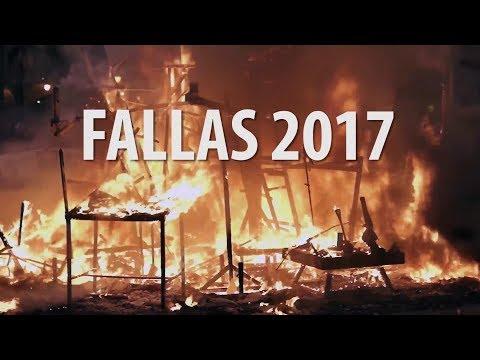 FALLAS VALENCIA 2017 (FESTIVAL OF FIRE)