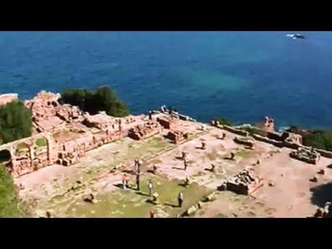 Algeria, Le città di Tipaza, Cherchell, Timgad, Djemila