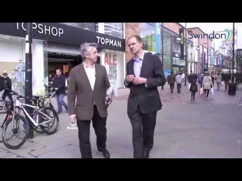 Changing Swindon - A Walking Tour