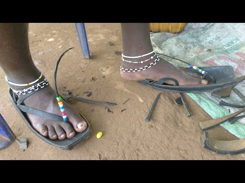 From Used To New. The Secret Behind Maasai Shoes
