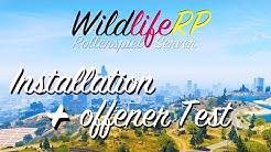 WildLifeRP: Offene Testphase + Installation - GTA 5 Rollenspiel Server - Daniel Gaming