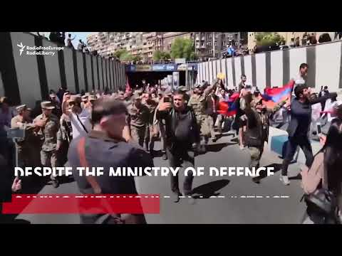 Armenian Prime Minister resigns after protests
