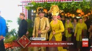 Video Full - Kirab dan Resepsi Kahiyang-Bobby di Medan: Presiden Jokowi Mantu download MP3, 3GP, MP4, WEBM, AVI, FLV Oktober 2018