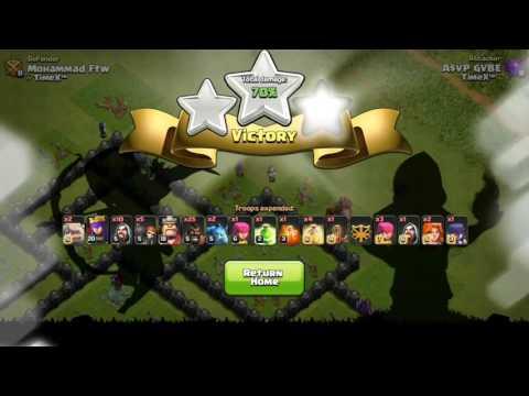 Clash of Clans: Insane Update Friendly Battles !!!