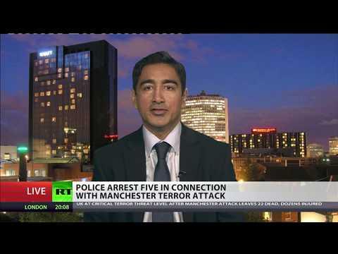 Former gov advisor Jahan Mahmood speaks on UK's anti-terror strategy