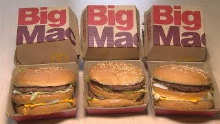 A Look Back at the Big Mac's Jingle in Honor of Burger's 50th Anniversary